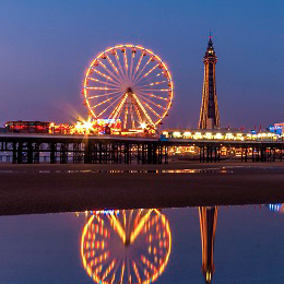 Blackpool Tower to PACE Cycle Challenge