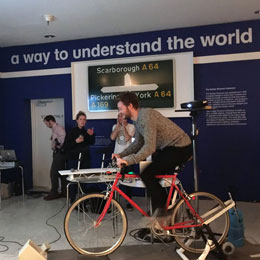 Design Museum does cycling
